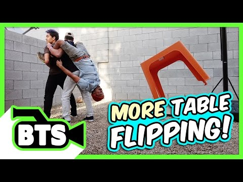 Thumbnail: Table Flip Fails! (BTS)