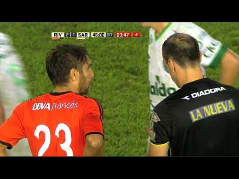 Sufre River: Leonardo Ponzio no jugará el Superclásico ante Boca
