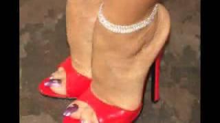 Talk this Lady barbara high heels can