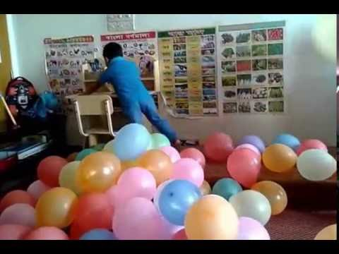 Balloon Pops after Birthday party YouTube