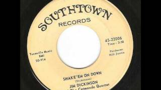 Jim Dickinson - Shake Em On Down ( 1960