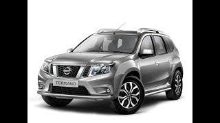 Ниссан Террано 2018. Субъективный осмотр в салоне. Nissan Terrano