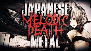 Japanese Melodic Death Metal COMPILATION | Unexysted