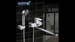 Обзор смесителя Gappo G2207