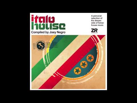 Italo House compiled by Joey Negro - Album Sampler
