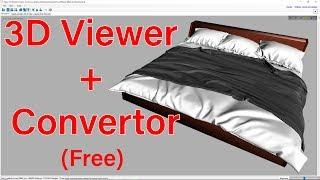 Powerful 3D Viewer and Convertor | Free screenshot 1