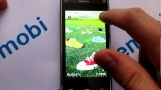 Видео обзор копии Nokia X6 tv duos (Star X6 2 sim)(Bemobi.com.ua - видео обзор копии Nokia X6 tv duos. Китайский телефон Star X6 на 2 sim карты оснащен стильным корпусом, в точнос..., 2013-01-22T22:52:39.000Z)