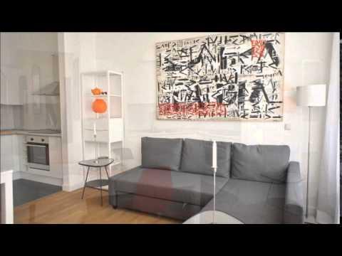Furnished apartment for rent in Berlin Friedrichsain (Boxhagener Str.)