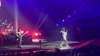 KISS - Psycho Circus Anaheim, Ca. February 12, 2019 End Of The Road Tour