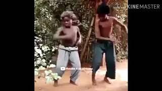 رقص ودبكة  نار  مضحك