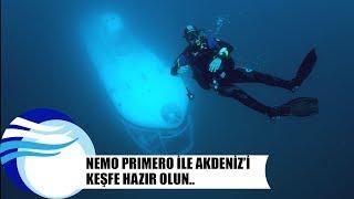 Nemo Primero ile Akdeniz'i keşfe hazır olun.. - keşif denizaltı turist antalya