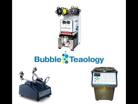 Bubble Tea Machines And Boba Tea Equipment For Tea Shop Business