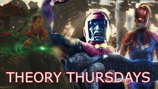 Captain America Uru Metal Shield - Dr. Strange Time Travel - Theory Thursday's