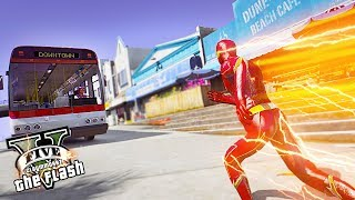 Future Flash 2024 Saving People ! From Car Bomb ! (GTA 5 Ultimate Flash Mod)