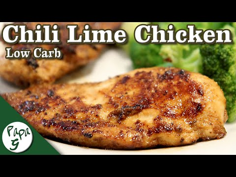 chili-lime-chicken-–-easy-low-carb-keto-chicken-recipe
