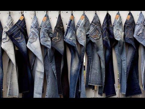 Mẹo giữ bền màu quần Jeans
