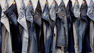 Mẹo Vặt Cuộc Sống - Mẹo giữ bền màu quần Jeans
