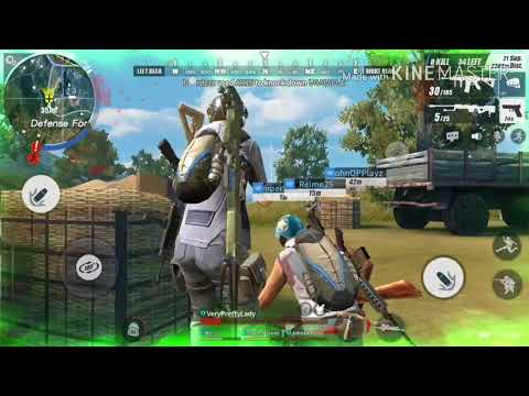 Rules of Survival - Teamwork makes the win work.