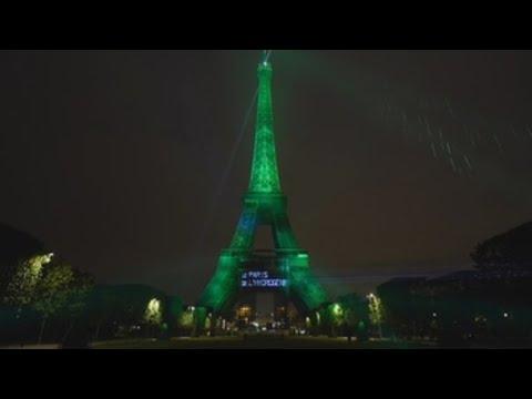 La Torre Eiffel es iluminada con hidrógeno renovable