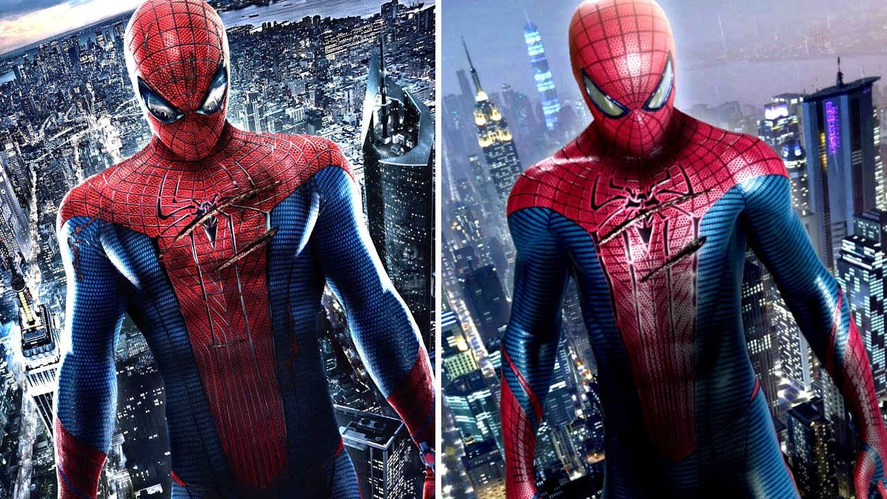Spider-Man PS4 | Recreating ALL 'The Amazing Spider-Man' Posters