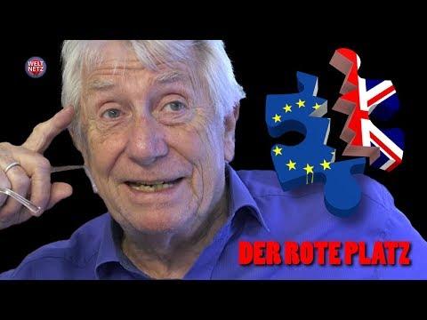 Der Rote Platz #37: Brexit - die EU macht sich selbst kaputt