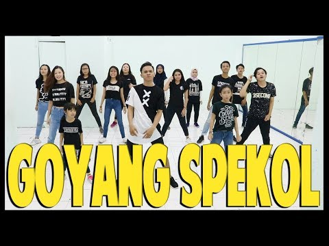 GOYANG SPEKOL - Choreography By DIEGO TAKUPAZ