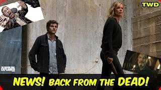 The Walking Dead News! Back from the Dead!
