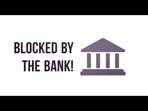 Banks Can Lock You Out - Why Cryptocurrency