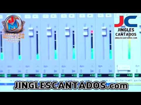 Jingles Cantados - Sample 16