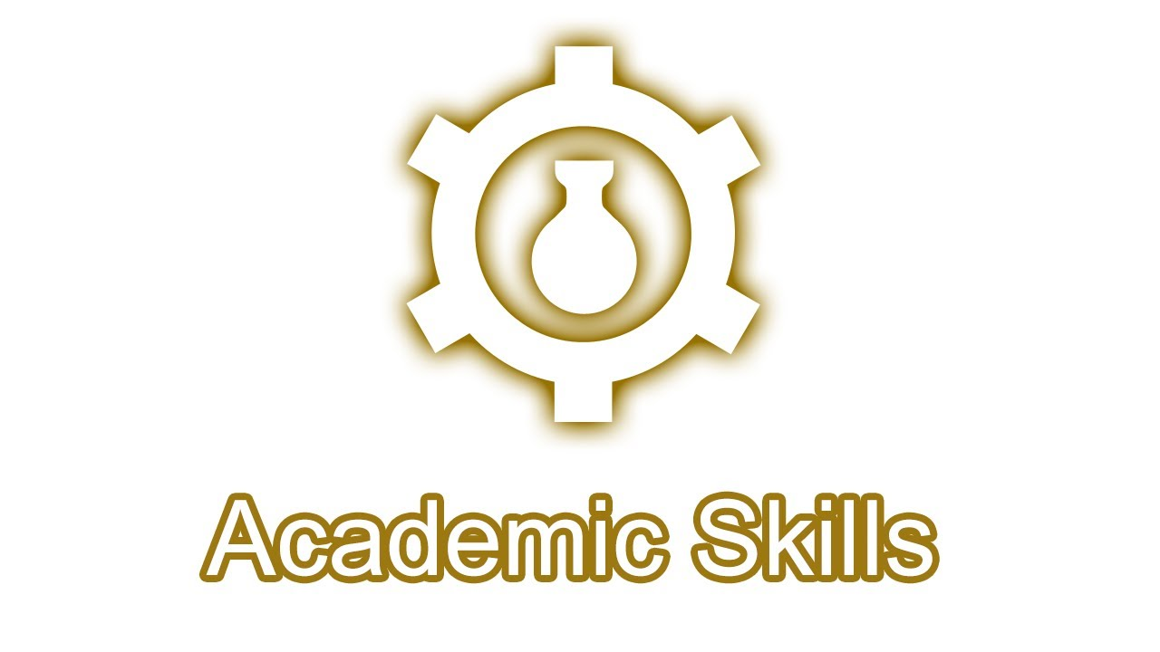 What are Academic Skills?