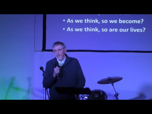 Ps Keith Heale-  Awesome Thinking for an Awesome Life