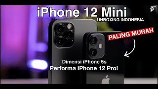 INI THE BEST !! iPhone 12 Mini Unboxing & Review Indonesia - iTechlife