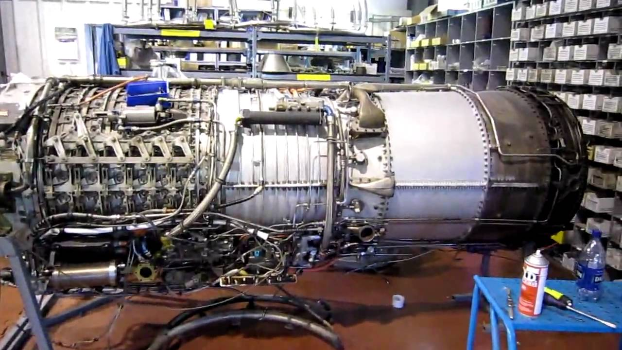 Inside An Afterburner Turbine Engines A Closer Look