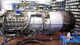 Inside an Afterburner - Turbine Engines: A Closer Look