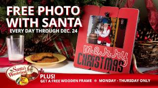 Santa In the Store (Long) | Santa's Wonderland | Bass Pro Shops