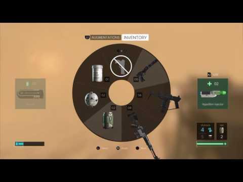 Deus Ex Mankind Divided - Save Singh + Ground Chopper + Trophy