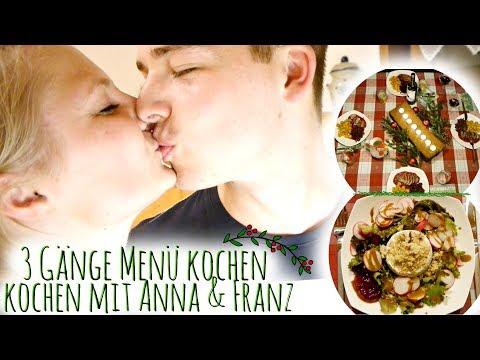 Koch mit uns! | Mit Anna & Franz in der Küche :D