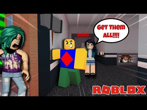 TEAMING UP WITH MY DAUGHTER TO BEAT CHEATERS! -- ROBLOX Flee the Facility