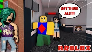 TEAMING UP MIT MEINEM DAUGHTER ZU BEAT CHEATERS! -- ROBLOX Flee the Facility