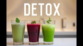 Baixar 3 receitas de suco DETOX!!