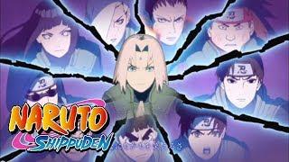 Naruto Shippuden Opening 16 Silhouette HD