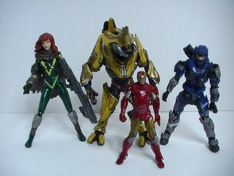 """Elite General"" ~ a Halo Reach Series 4 McFarlane Toys ..."