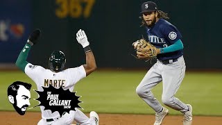 Are the #Mariners just better than the A's?