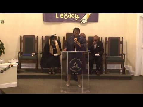 New Orleans Adventist Academy 8th grade commencement