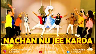NACHAN NU JEE KARDA DANCE SHOWCASE | ANGREZI MEDIUM | FT. KAMAL | HIMS CRACKERS