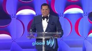 Ross Mathews' hilarious opening monologue at #glaadawards
