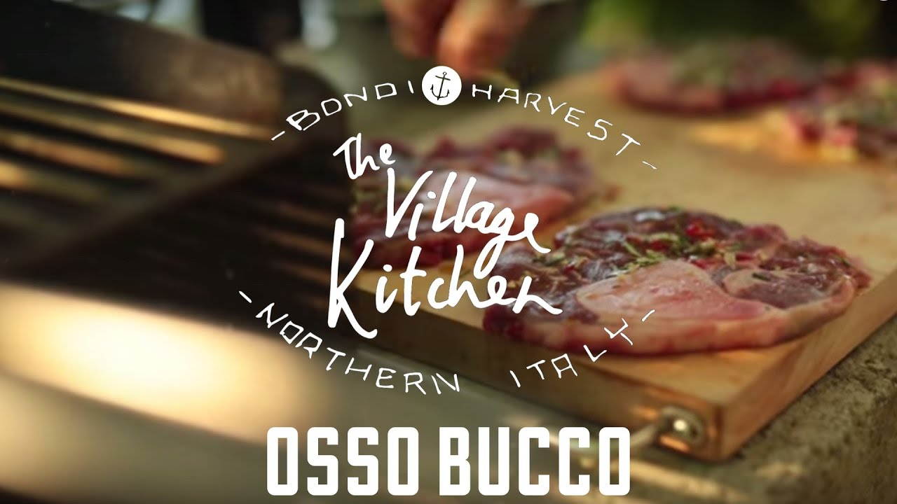 Osso Buco | The Village Kitchen | Northern Italy