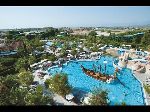 Ali Bey Club | Park - Manavgat - Turkey - Pools & water park - 2014