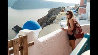 🇬🇷Exploring Santorini 🇬🇷| Greek Islands vlog #2