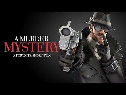A Murder Mystery   A Fortnite Short Film